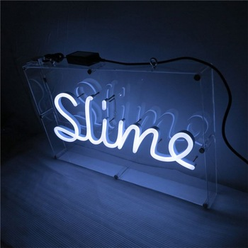 New Products Abs Led 12V Custom Neon Sign