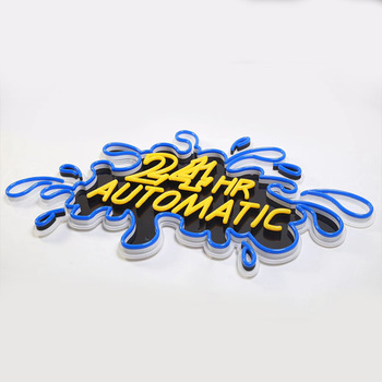 Made in China factory customized indoor and outdoor neon business signs