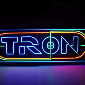 Factory customized Advertising Decoration Outdoor Led Decorative Neon Signs