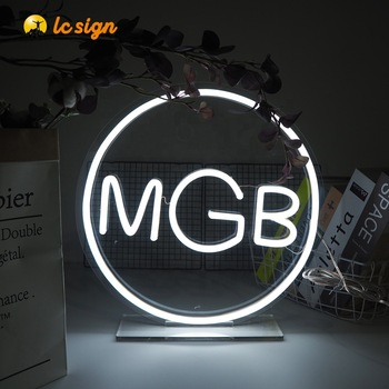 Wall mounted custom sign letters neon led with remote custom sign maker led neon signage led neon flexible