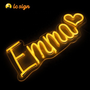 Custom made new style online shopping neon signs corona neon beer sign color changing led sign