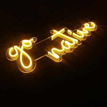 Eye-catching Competitive Price Led Neon Light Sign Custom Flex Neon Sign