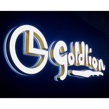 Super bright frontlit letters sign led module letter led luminous letters