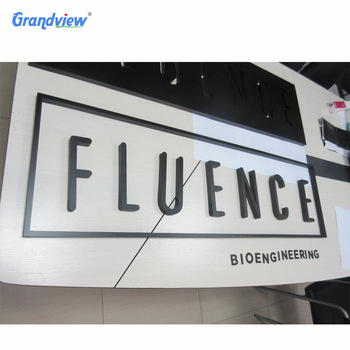 store Acrylic LED signs backlit led light box outdoor front shop billboard