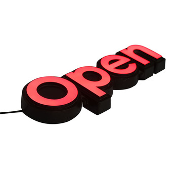 Shop Sign Mall  Led Door Sign Acrylic Open /Close Sign