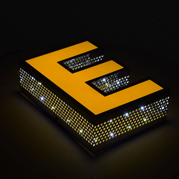 Aluminium Trim Strip Acrylic Glue Led Lights Products Flexible Edging Sign Coil Side Lit Channel Letters