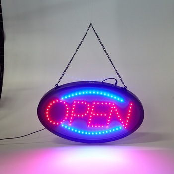LED Programmable Portable  Advertising Board Open Outdoor Sign