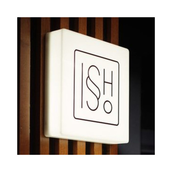indoor / outdoor Use and Customized Shape led panel light box
