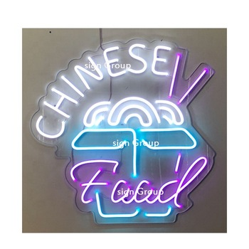 Advertising small LED shop Light Neon Sign