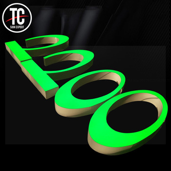 Shenzhen top supply Sign LED 3D Channel Letters Light Signage/Signature