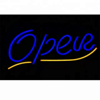 SMD bar open led colorful neon sign CE ROHS