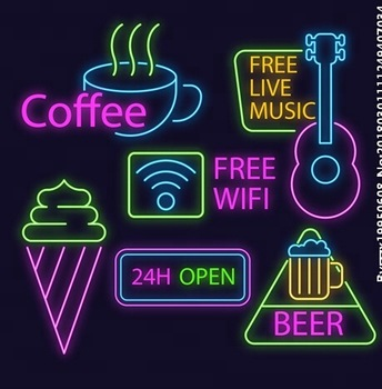 Wholeser hot sale Bar neon sign with low price