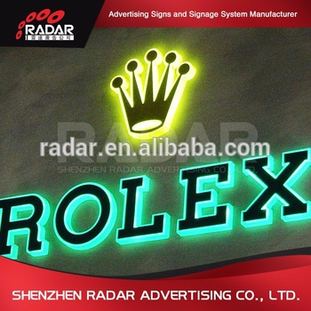 Advertising logo signs shop signs Led Acrylic Light Channel Letters Outdoor 3D Acrylic Front Lit LED Shop Signl letter