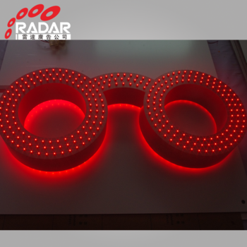 outdoor large displaying led lamp beads letter