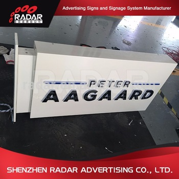 Factory Direct sale custom blister forming light box