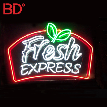 Available for any color high grade led sign outdoor