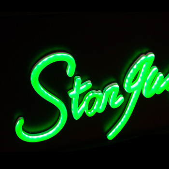 Gorgeous decorative led OEM for bar room flexi neon advertising sign