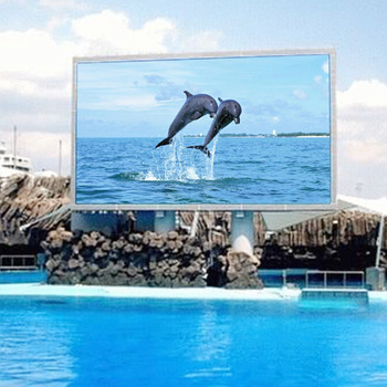 High Quality P37.5 outdoor full color led sign outdoor video advertising screen