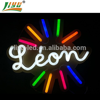 factory direct supply flexible neon man cave led sign