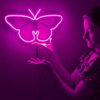 Butterflies neon sign party led neon light home decoration neon