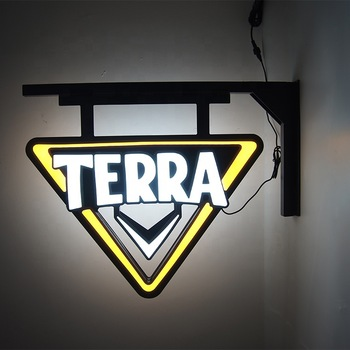 custom design neon shop lighting sign