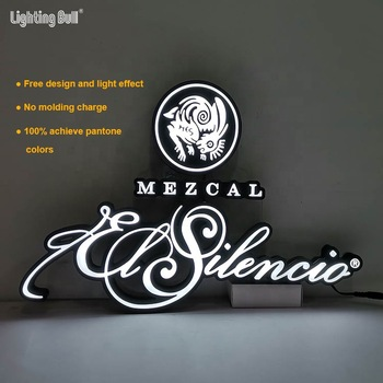 Wholesale Custom Super Bright 1mm Minimum Thick Acrylic Neon Sign