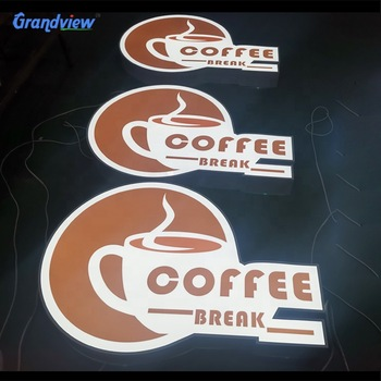 Most attractive advertising outdoor giant 3D led sign board
