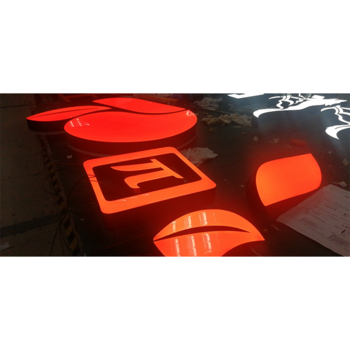Low Maintenance Cost Word Characters Led Electronic Signs