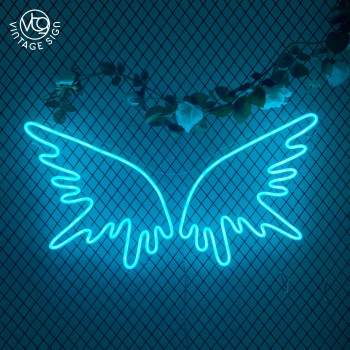 China Neon Sign for neon sign factory wing for wedding home party bar signs led neon sign light