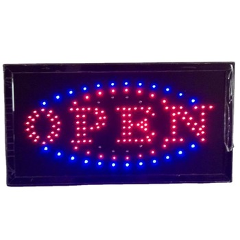 Wholesale Open Neon Light Sign Board beer Shop Bar Club Led Open Custom Neon Sign