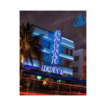 Building led signs wholesale made in China