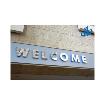 Large Size Outdoor led sign board with high quality