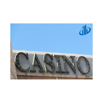 Big backlit channel letters with low price