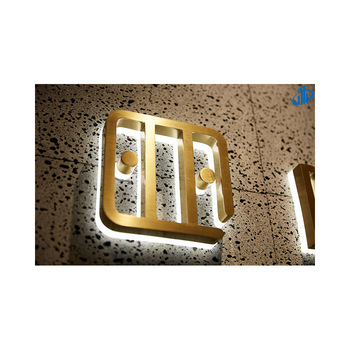 Commercial Building led restaurant signs for store building