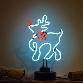 Christmas Decoration Cartoon Shape 5v Led Neon Fire Sign For Kids