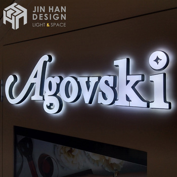 Customized cheap mini acrylic neon custom sign 3d light letters for indoor sign