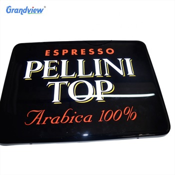 Wall-mounted custom led commercial advertising logo letter signs board