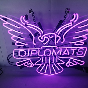 hottest LED sign Customized Outdoor Neon Letter Signage glass neon lights