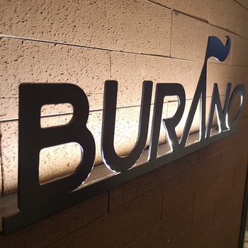 Led Rustic Decorative Lighted Sign Letter Stainless Steel Laser Cutting Metal Wall Word With Certificate