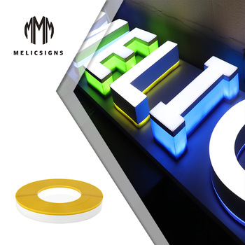 High Quality Epoxy Resin Acrylic Alphabet Letter For Led Sign China Manufacture