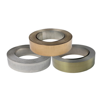 High Performance Thin Flat 304 Stainless Steel Coil For Led Signs China Made