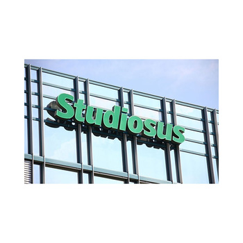 outdoor letter sign led sign logo sign