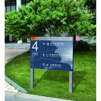plastic acrylic sign led signs shop name board designs