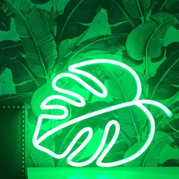 neon open sign led China led neon sign Manufacturer custom growing light electric bar signs