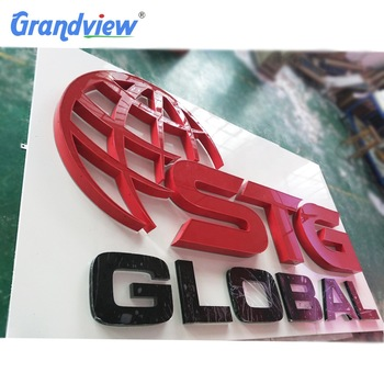 High quality led channel letter bending machine signs