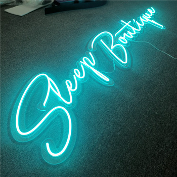 Custom Coffee Neon Sign LED Flex Neon Bar and Beer Sign