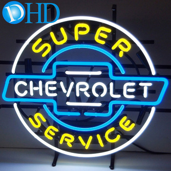 Custom made outdoor shaped acrylic light box led neon beer signs