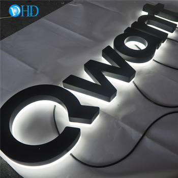 wholesale led signs black lighted house numbers and hotel door numbers signs