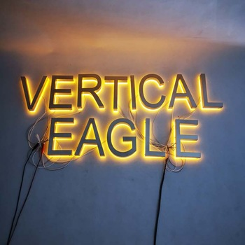led sign letter wholesale mini channel letter small lighted signs