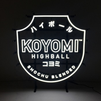 Insegna Luminosa Negozio Neon Sign Japan Led Backlit Logo